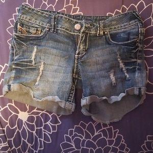 COPY - Jean Shorts